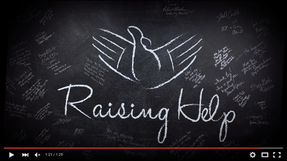 Raising Help Launch Video